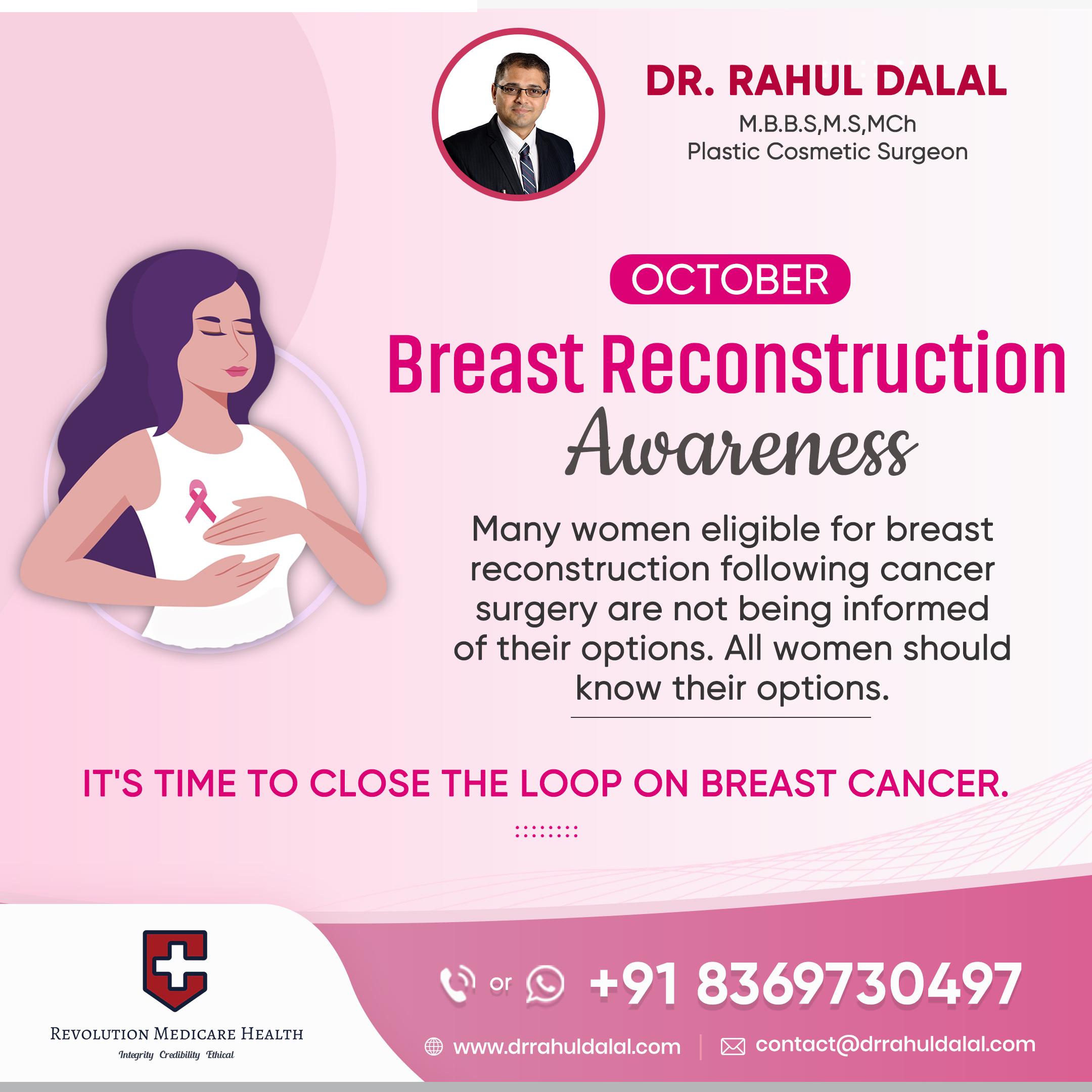 Breast Reconstruction Awareness
