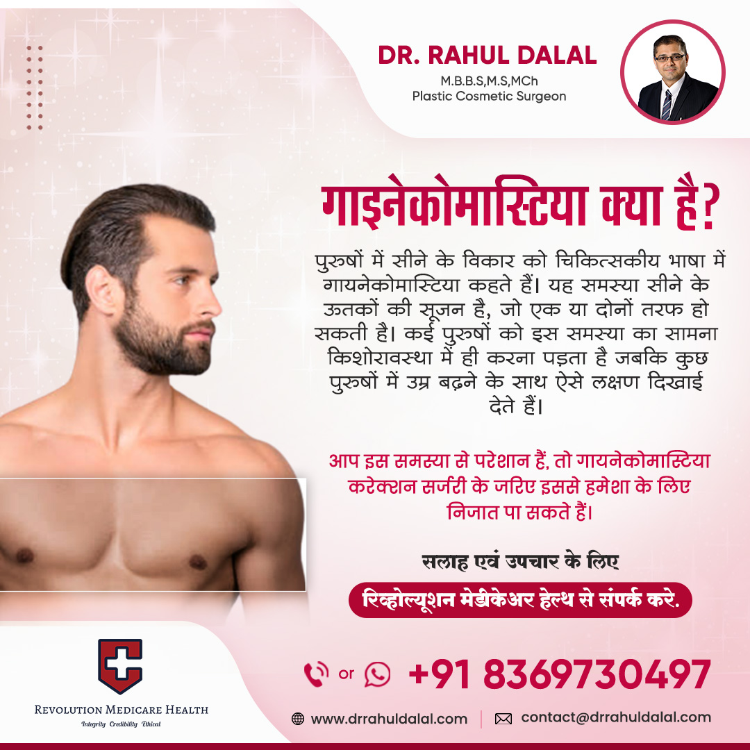Gynecomastia - Dr. Rahul Dalal