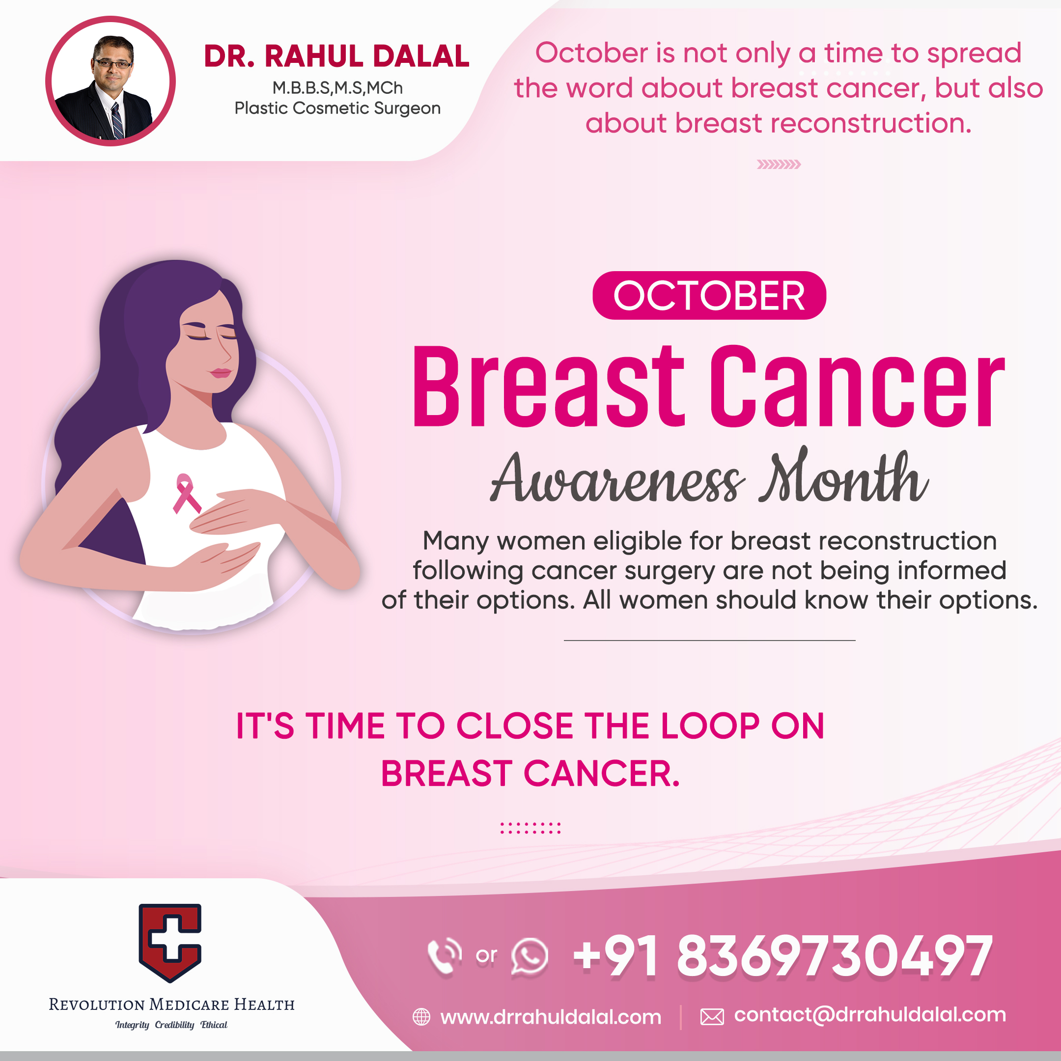 about breast reconstruction